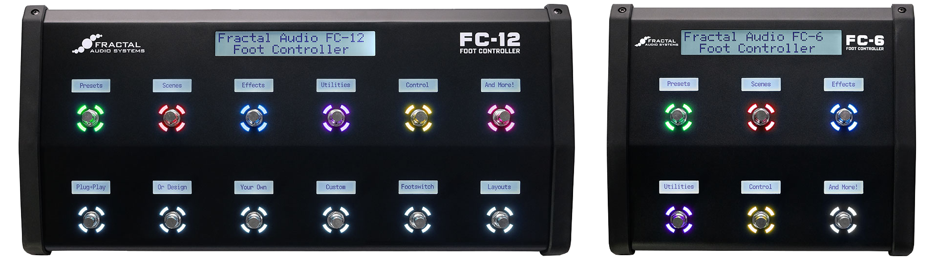 FC 12+6+side by side front