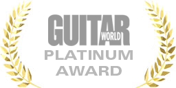 award guitar world