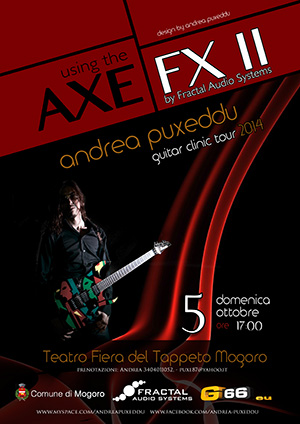 Andrea Guitar Clinic